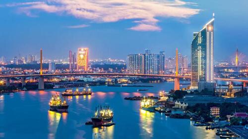 Khám phá du lịch Thái Lan Bangkok dịp nghỉ hè
