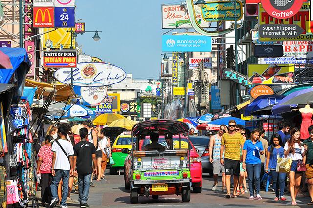 Những khu chợ nhộn nhịp ở Thái Lan luôn thu hút sự yêu thích của du khách khi đến đây