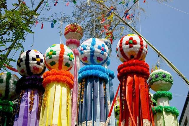 Lễ hội Tanabata của người Nhật