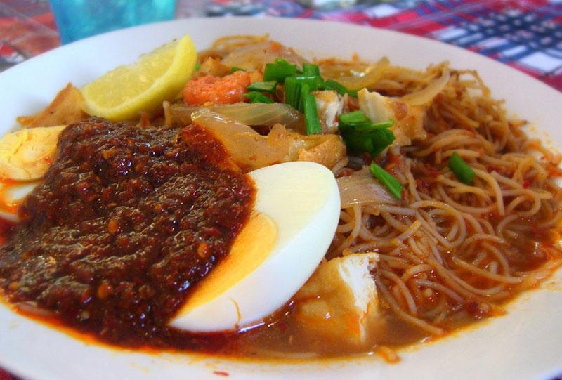 Mỳ Xiêm (Mee Siam)
