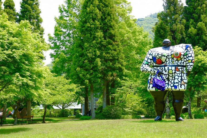Tham quan Hakone