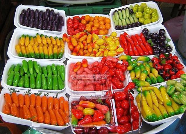Ẩm thực Thái Lan vô cùng trù phú