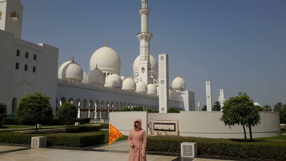 Thánh đường Sheikh Zayed Dubai