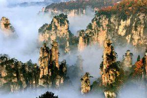 Vườn quốc gia Trương Gia Giới Trung Quốc