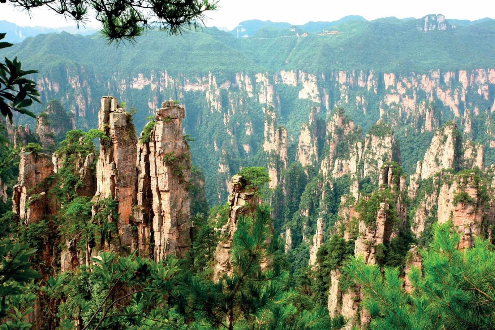 Vườn Quốc gia Trương Gia Giới