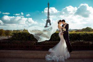 KHÁM PHÁ VẺ ĐẸP LÃNG MẠN CỦA THÀNH PHỐ PARIS NƯỚC PHÁP