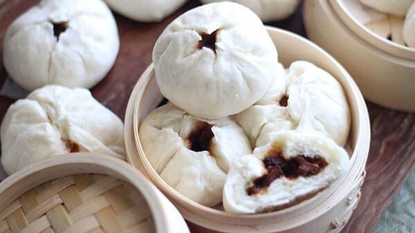 Đi du lich Trung Quốc phải ăn bánh bao