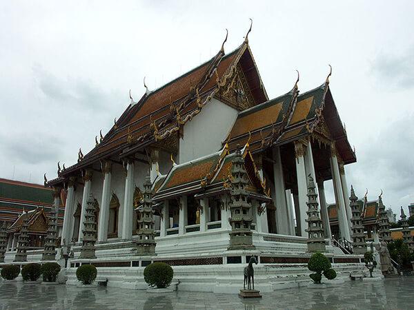 Chùa Wat Rajbopit