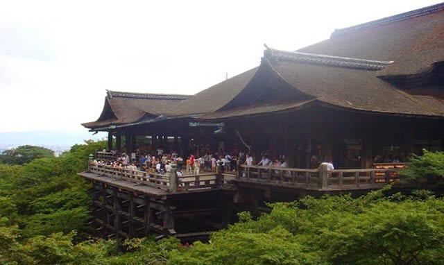 Chùa Thanh Thủy đã được UNESCO công nhận là di sản văn hóa thế giới từ năm 1994
