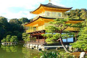 Vẻ đẹp của các kiến trúc tôn giáo trong tour nhật bản 6N5D