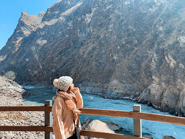 Khe Hổ Nhảy được biết đến là vách núi đẹp nhất tại Trung Quốc