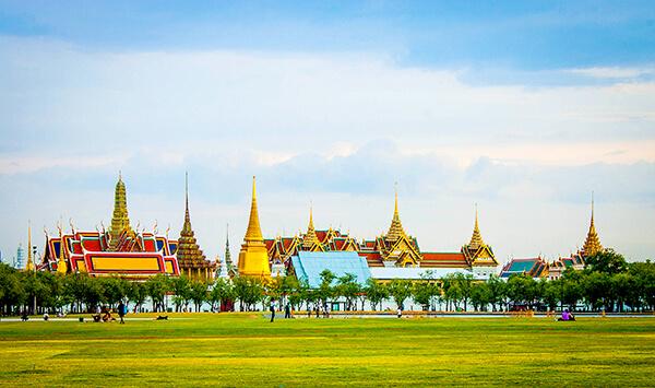 Khuôn viên Phramen