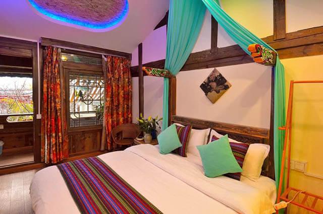 Một trong những hình thức nhà nghỉ phổ biến trong tour lệ giang shangrila là các Inn