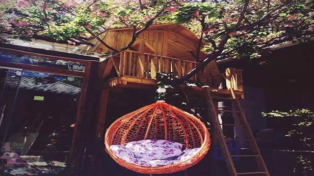 Khi nghỉ ngơi tại Leaf and Rain Garden Inn du khách sẽ rất thuận tiện trong việc di chuyển ra các địa điểm thăm quan