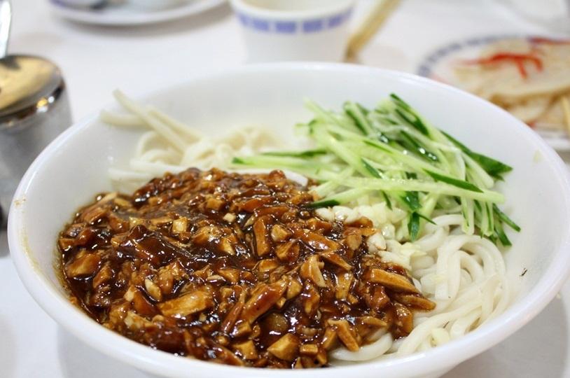 Mì Zha Jiang Mian