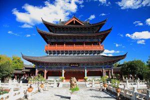 Ấn tượng Mộc Phủ trong tour Lệ Giang-Shangrila