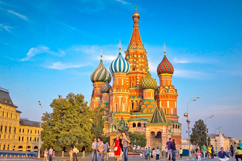 Nhà thờ chính tòa Thánh Vasily