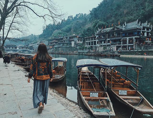 Vẻ đẹp đượm buồn của Đà Giang khi mùa đông đến