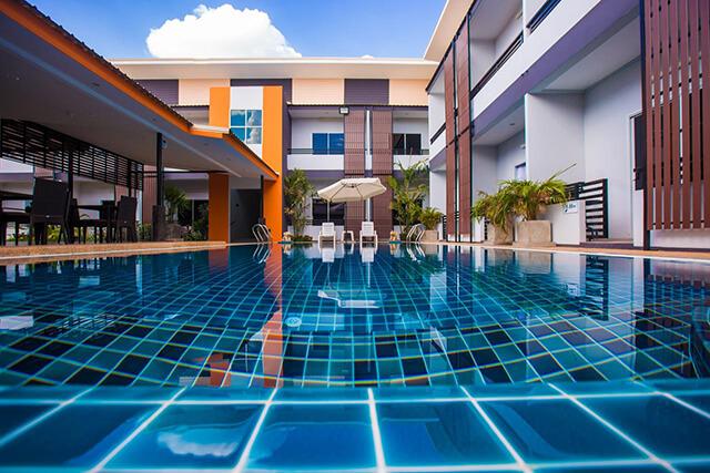 Các khách sạn 4 sao của Thái Lan có chất lượng phục vụ tốt