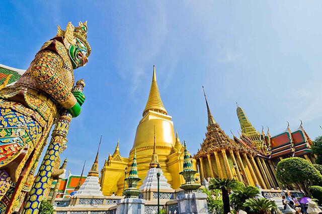 tour Thái Lan 5 ngày 4 đêm có rất nhiều điều thú vị