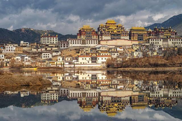 Ghé thăm tu viện Shongzalin