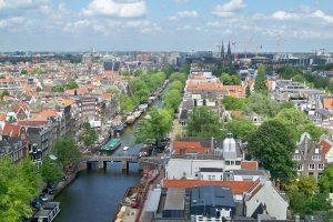 NGẤT NGÂY VẺ ĐẸP BẤT TẬN CỦA THÀNH PHỐ AMSTERDAM TRONG TOUR CHÂU ÂU