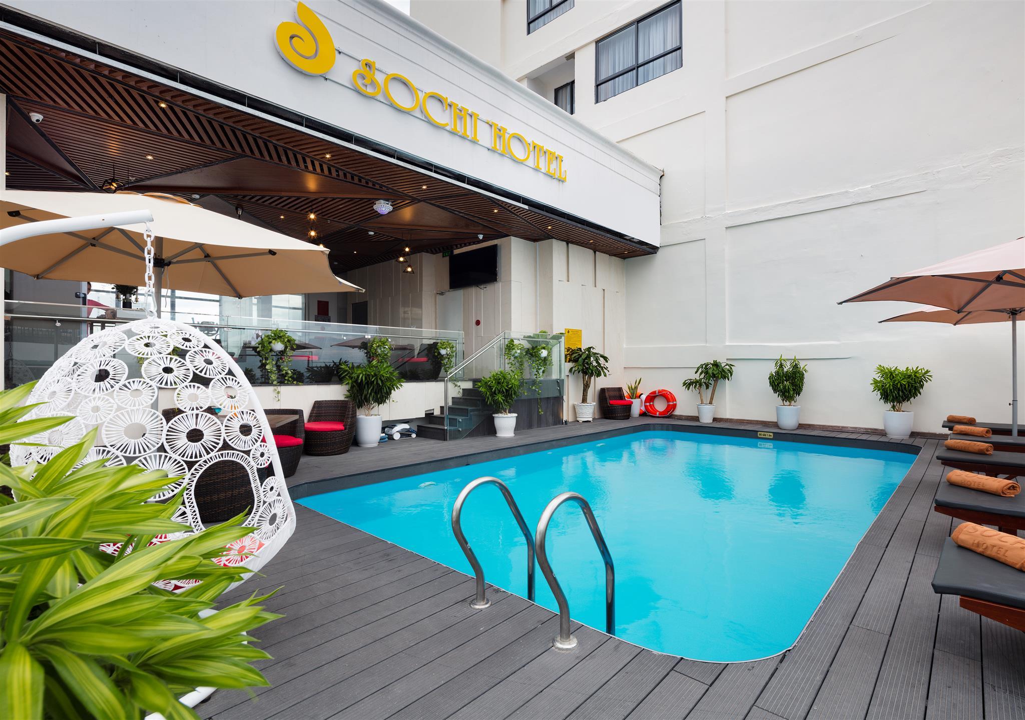 Khách sạn Sochi sang trọng tại Nha Trang