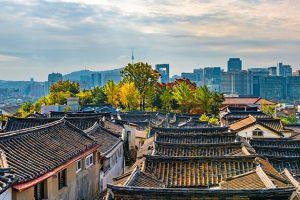 Khám phá làng cổ Hanok trong tour du lịch Hàn Quốc