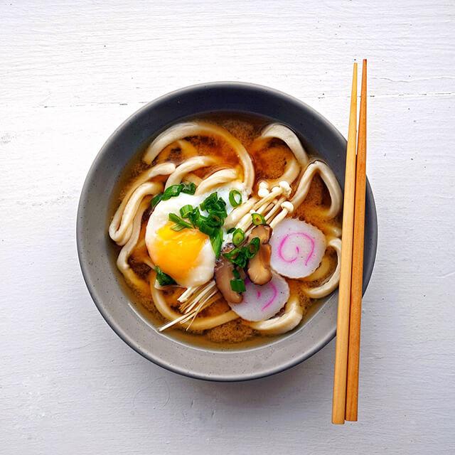 Một trong những món ăn khiến tôi phải lòng trong tour du lịch Nhật Bản vừa rồi là mì udon