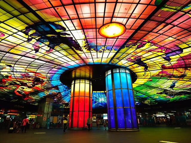 Sự ra đời của nhà ga Formosa Boulevard có vai trò rất lớn với giao thông của xứ Đài cũng như với du lịch Đài Loan