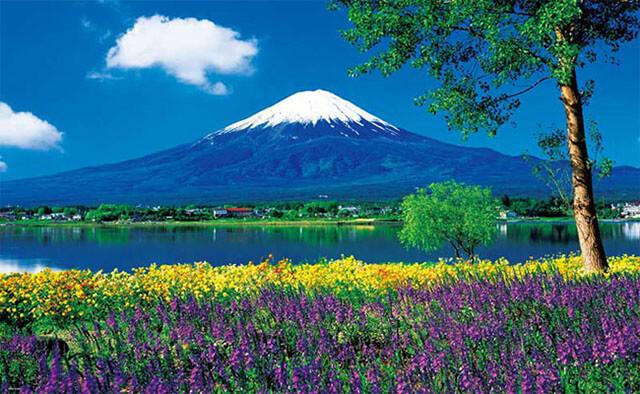 Núi Phú Sĩ là biểu tượng của du lịch Nhật Bản