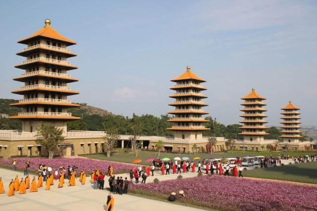 Phật Quang Sơn không chỉ là điểm dừng chân của các phật tử mà còn là điểm đến hấp dẫn với những ai đi du lịch Đài Loan