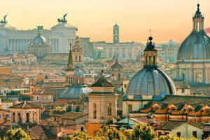 Check in thành phố Roma khi đi du lịch Châu Âu
