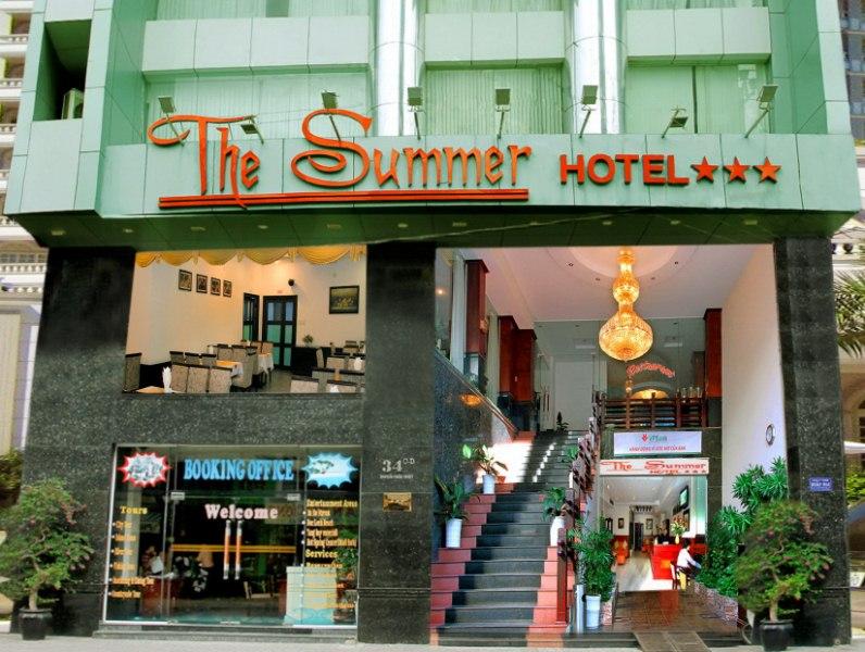 khách sạn The Summer Hotel Nha Trang