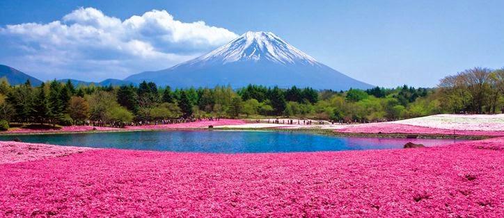 Núi Phú Sĩ – Biểu tượng của Nhật Bản