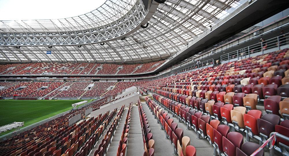 Sân vận động Luzhniki và Spartak