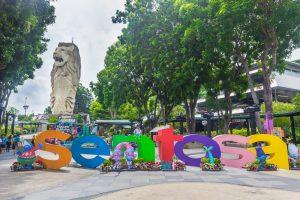 Bạn biết gì về hòn đảo Sentosa ở Singapore ?