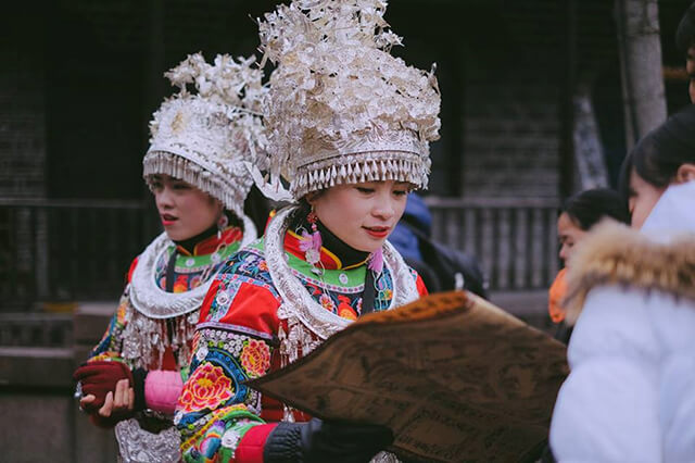 Phượng Hoàng là nơi sinh sống chủ yếu của người Hán, Thổ Gia và người Miêu