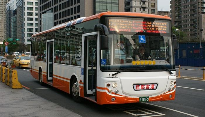 xe bus đài loan