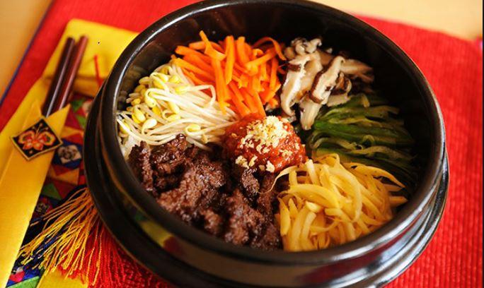Bibimbap – Cơm trộn Hàn Quốc