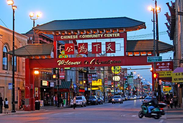 Chinatown thái lan