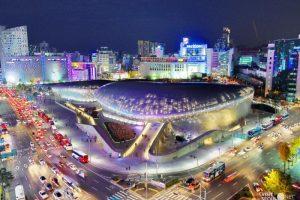 Đi du Lịch Hàn Quốc khám phá một số khu chợ đêm nổi tiếng ở Seoul