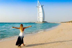 CÔNG VIÊN BÃI BIỂN JUMERIA DUBAI CÓ GÌ ĐẶC BIỆT