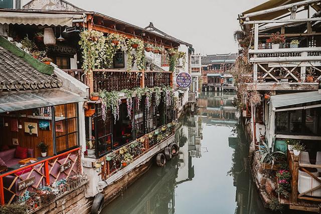 Chu Gia Giác là một trấn cổ 1700 năm tuổi nên ghé nếu có cơ hội du lịch Trung Quốc