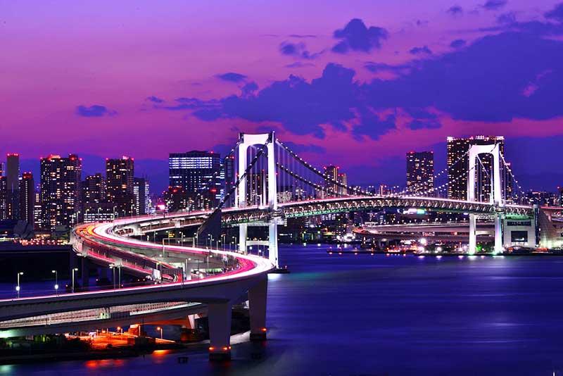 Cầu Rainbow Bridge
