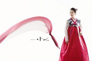 Mặc Hanbok trong tour du lịch Hàn Quốc 5 ngày 4 đêm