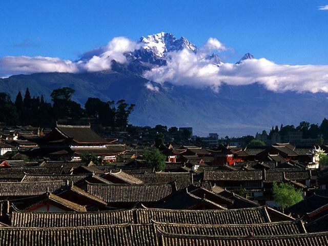 Lệ Giang là một trong những trấn cổ lâu đời và độc đáo tại Trung Quốc