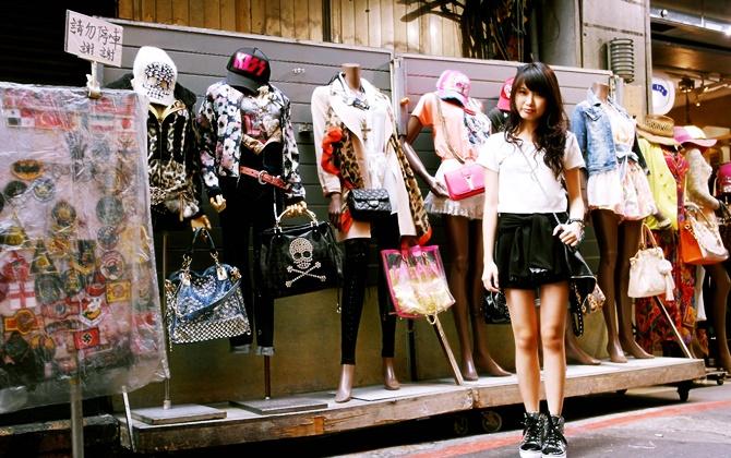 Quần áo thời trang Đài Loan