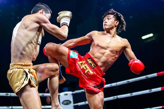 môn võ cổ truyền của Thailand – Muay Thai
