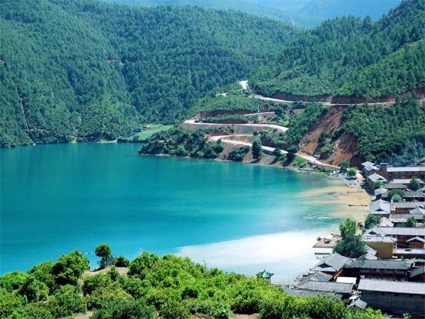Hồ Lugu - Trung Quốc